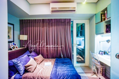 100 West Makati 1 bedroom 09154911730 1