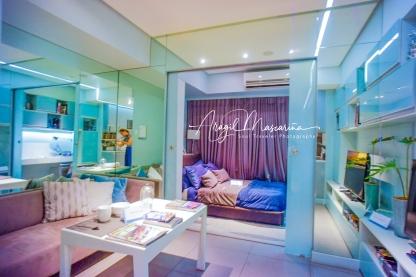 100 West Makati 1 bedroom 09154911730 3
