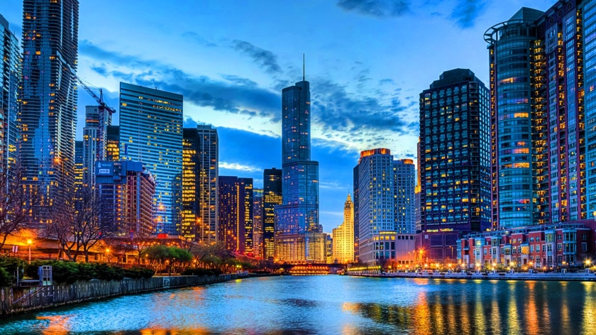 Chicago-City-Place-HD-Wallpaper