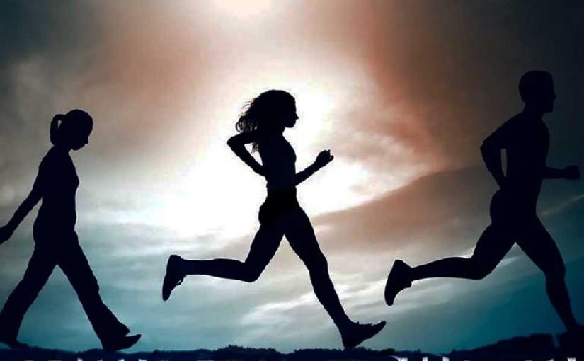 IT'S FUN TO RUN- Benefits of Running andWalking